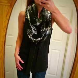 Accessories - Oversized Wrap Scarf