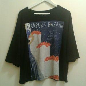 Harper's Bazaar Star Tee
