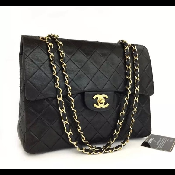 960853839a823d CHANEL Handbags - Chanel Double Flap 25 Quilted CC Logo Lambskin