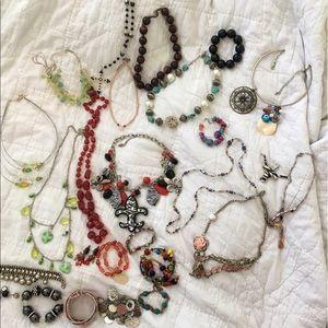 Jewelry - Costume jewelry 30+ pieces