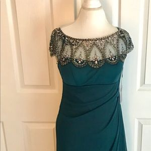 Closet Clearance!!! Beaded Evening Gown NWT