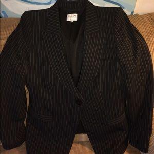 Armani blazer and suit
