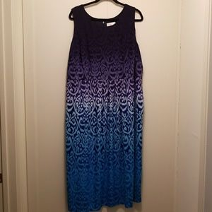 Dresses & Skirts - Louis Dell'Olio Dress Size 24W