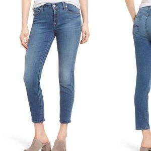 7 for all Mankind - Kimmie Crop