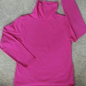 Other - Pink Turtleneck Size 7/8