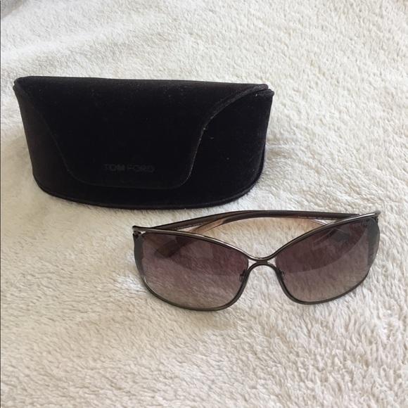 4c9f69cbfae Tom Ford Women s TF 156 36F Eugenia Sunglasses. M 596f7c814225be3107008be5.  Other Accessories ...