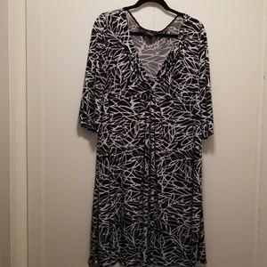 ❤5/$30 Style & Co Dress Size 1X