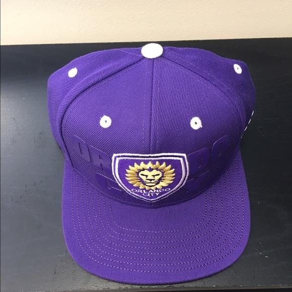 5e33957cfb7 Orlando City SC adidas Academy MLS Snapback Hat