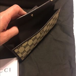 Gucci Bags - Gucci Dice Continental Wallet