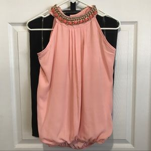 Tops - Peach color shirt