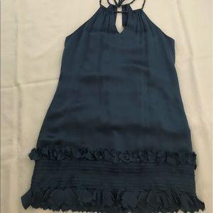 BCBG Maxazria 100% silk dress. Size 4