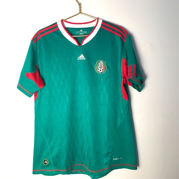 c233a4a44 adidas Other - Mens adidas Mexico national soccer jersey