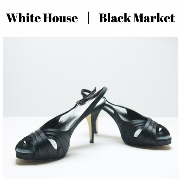861ff7d7738 White House Black Market Shoes