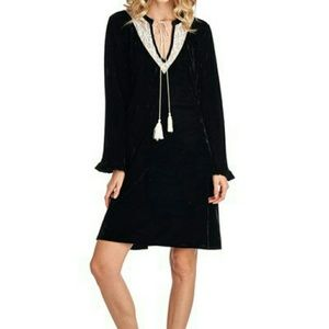 Dresses & Skirts - V NECKLINE V BACK DRESS  BOHEMIAN STYLE