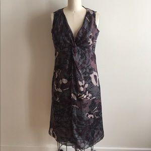 Calvin Klein Silk Shift Dress!