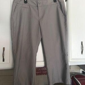 Light Grey Capri pants