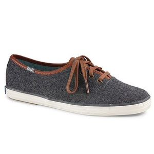 New Keds Champion Wool Sneaker Shoes sz 9, 10