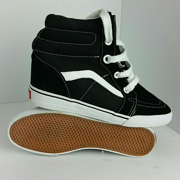vans wedge shoes Sale,up to 49% Discounts