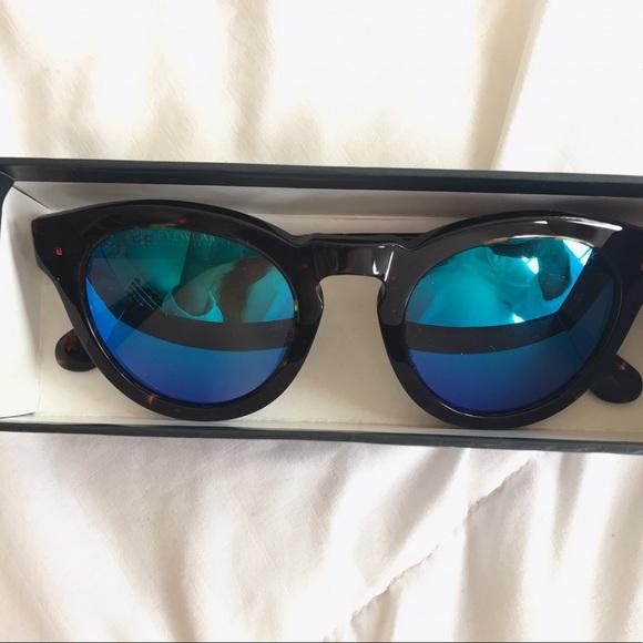 DIFF Eyewear Dime II Sunglasses BRAND NEW IN BOX