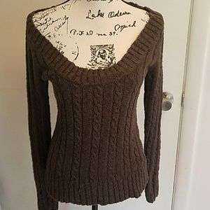 OLD NAVY Brown Perfect Fit Sweater