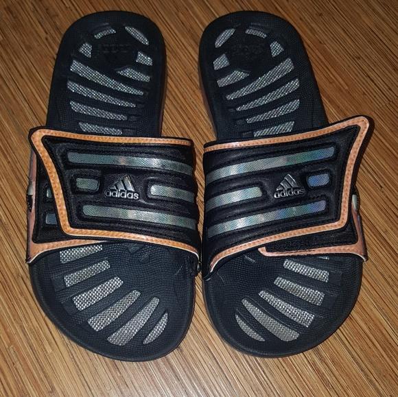 outlet store 20919 fcb01 Adidas climacool slide sandals
