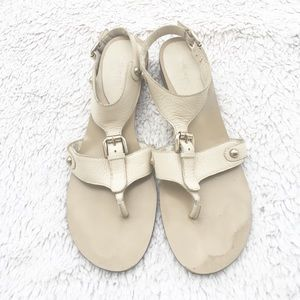Nine West Creamy Sandals