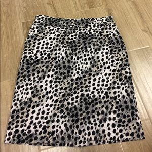 Dresses & Skirts - Cheetah Mini skirt