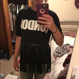 NWT London shirt