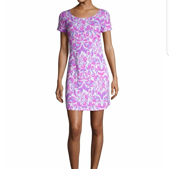 c9c3cb9aec9 NWT Lilly Pulitzer Flamingo Tammy Dress