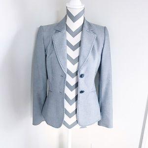 Antonio Melani Steel Blue Blazer