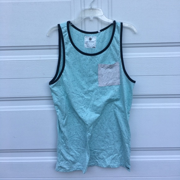 9a55f36518c481 BRAND NEW MINT TANK TOP FROM PACSUN SMALL