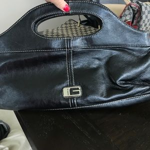 Guess black bag