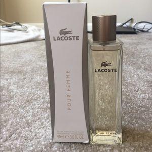 Sephora Other   Nwb Lacoste Pour Femme Perfume   Poshmark 57d6407085b