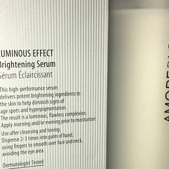 Amore Pacific Makeup - Amorepacific luminous effect brightening serum
