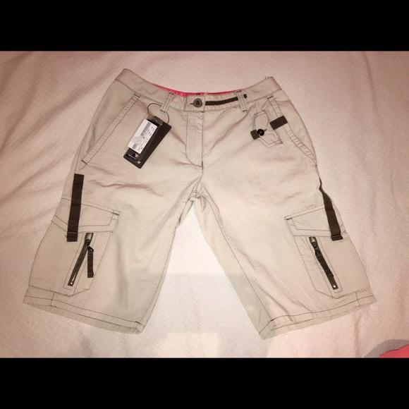 online store 1fdf8 8fdff MURPHY & NYE cargo shorts NWT