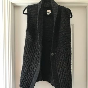 Motherhood maternity sweater vest