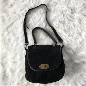 """Madewell 1937 """"Griffith"""" Suede Bag"""
