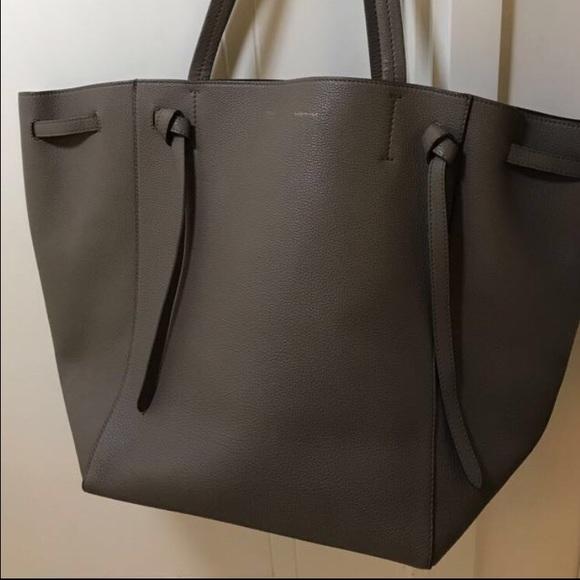 0dc1c3a3b34a Celine Handbags - Celine Cabas Phantom Taupe Tote bag