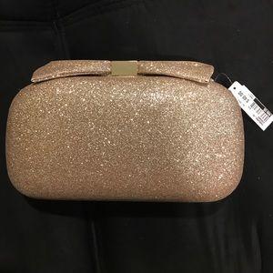 Aldo sparkly chain purse