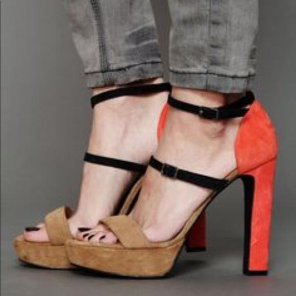 Free People Shoes - Free People Heels