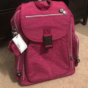 Alcatraz wheeled backpack