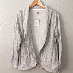 NWT Urban Outfitters Ecote Cardigan grey