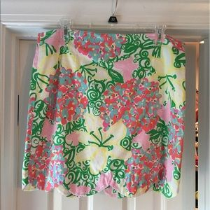 Scalloped Lilly Skirt
