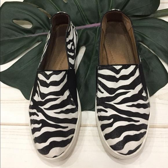 Michael Kors Animal Print Tennis Shoes
