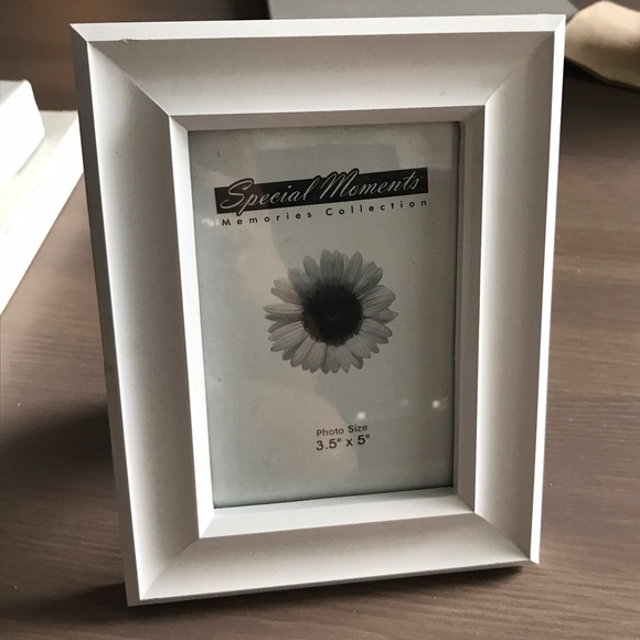Special Moments Accessories White 35 X 5 Photo Frame Poshmark
