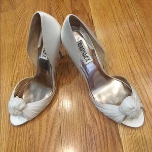 Glamours satin Stilettos