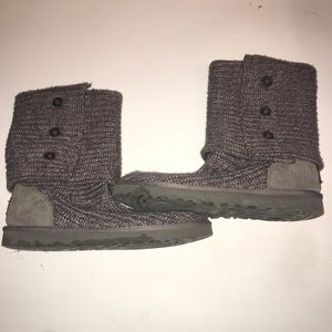 Classic Cardy Sweater Knit Uggs