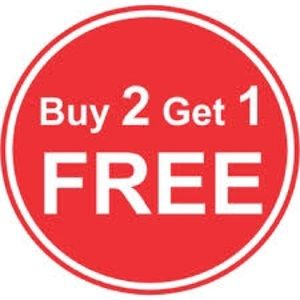Other - BUY 2 GET 1 FREE ON EVERYTHING