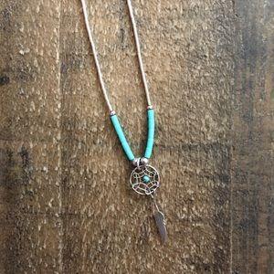 '90s / Dreamcatcher Necklace