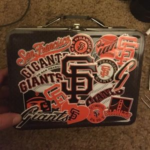 Other - Giants lunch box